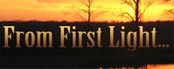 From First Light – A blog about the great outdoors: hunting, fishing and cooking
